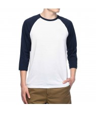 Custom Made Zega Apparel 3/4 Raglan T shirt
