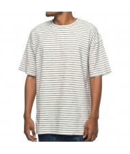 Custom Made Zega Apparel All Over Striped T shirt