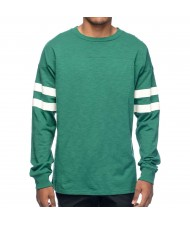 Custom Made Zega Apparel Cut and Sew Long Sleeve Basic T shirt