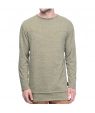 Custom Made Zega Apparel Long Sleeve Spandex Rib T shirt