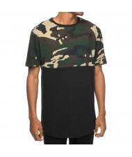 Custom Made Zega Apparel Semi Camouflage Cut and Sew T shirt