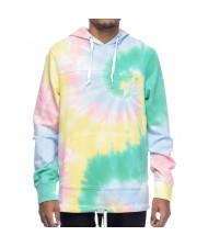 Custom Made Zega Apparel Pull Over Tie Dye Hoodies
