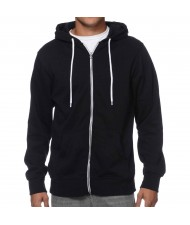Custom Zega Apparel Zipper Basic Hoodies
