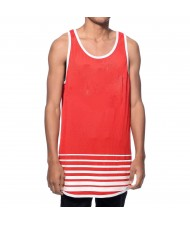 Custom Made Zega Apparel Cut and Sew Long Tail Round M Basket Ball Jersey