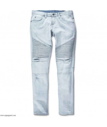 Custom Made Zega Apparel Biker Jeans
