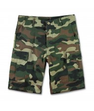 Custom Made Zega Apparel Cargo Camouflage Shorts