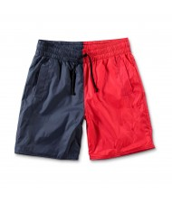 Custom Made Zega Apparel Cut and Sew Parachute Shorts