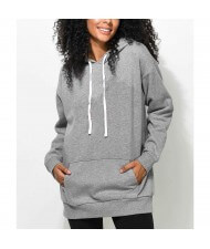 Custom Made Zega Apparel Fleece Kangaroo Pocket Hoodie