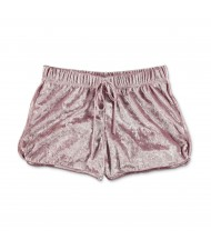 Custom Made Zega Apparel Velvet Shorts