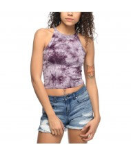 Zega Apparel Custom Made Women's Halter Tops
