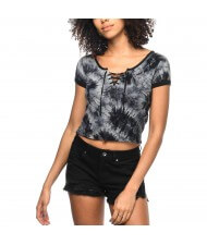 Zega Apparel Custom Women's Draw Cord Crop Tops