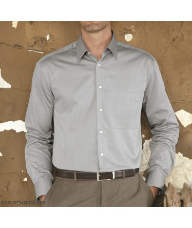 cut and sew Pure Finished Cotton Shirt