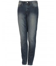 cut and sew Tapered Leg Jean