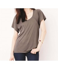 cut and sew Women's Flowy Raglan T-shirt