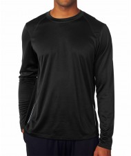 Zega Apparel Long Sleeve Polyester T-shirts