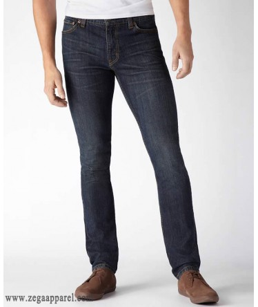 cut and sew Skinny Jeans