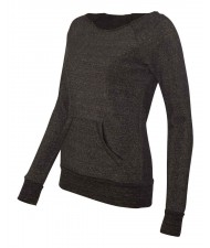 cut and sew Custom made Pocket Women Sweatshirts