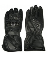 Zega Apparel Gear Men's Stunning Black Gloves