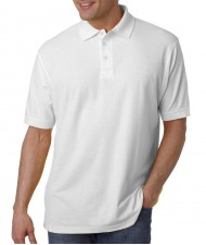 Cotton Performance Polo Shirts Zega Apparel Brand Manufacturing