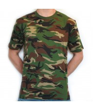 Affordable Clothing OEM supplier, Zega Apparel Cargo T-Shirt