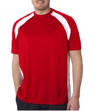 Athletic T-Shirt Zega Apparel cut and sew clothing manufacturer