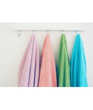 Zega Apparel Embroided Towels